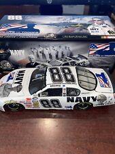 Rare 2008 Brad Keselowski #88 Navy Salute The Toops 1/24 Action NASCAR MIB