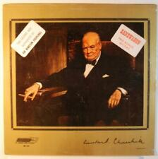 The Voice of Winston Churchill LP SEALED NOS 1964 London