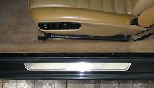Einstiegsleisten aus Aluminium gebürstet von Automax 48 x 3,5 cm
