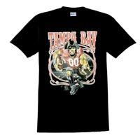 Tampa Bay Buccaneers Super Bowl Champions LV 2021 Black  T-shirt Size S-2xl