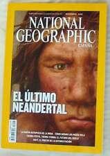 NATIONAL GEOGRAPHIC ESPAÑA - VOL. 23 - Nº 5 - NOVIEMBRE 2008 - VER SUMARIO
