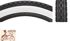 "SUNLITE CST241 CRUISER 20"" x 2.125"" BLACK/WHITEWALL BICYCLE TIRE"