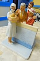1995 Norman Rockwell Figurine New Arrival Numbered Piece #479
