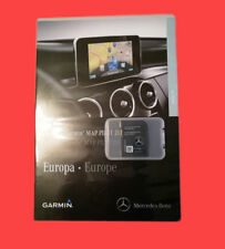 2018 V7 Garmin MAP PILOT MERCEDES BENZ Europa SD CARD A2139068803 C, V, GL, GLC, GLK