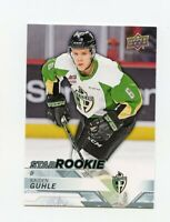 18/19 UPPER DECK CHL ROOKIE RC #336 KAIDEN GUHLE PRINCE ALBERT RAIDERS *62960