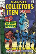 Marvel Collectors' Item Classics Comic Book #21 Marvel Comics 1969 VERY FINE-