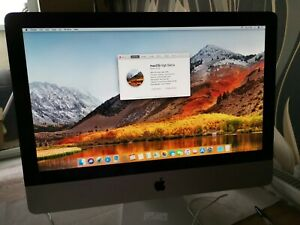 "Apple iMac 21.5"" Desktop late 2009 3.06 Ghz Intel Core 2 Duo 500 HHD"