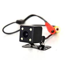 170° Rückfahrkamera LED Auto Kamera universal wasserdicht Nachtsicht KFZ HD CCD