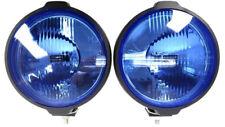 2x Fernscheinwerfer Blau Halogenscheinwerfer H3 12V/24V Komplett  Scheinwerfer