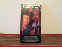 Lethal Weapon 2  / L'arme fatale 2 VHS SEALED FRENCH