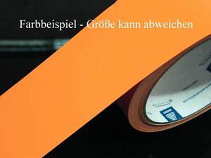 Zierstreifen 4 mm orange matt 442 Viperstreifen 0,4 cm  hellorange Zierlinie