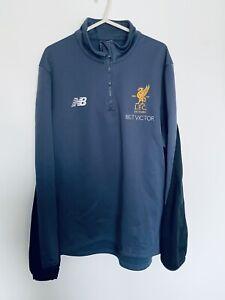 Liverpool Fc New Balance Jacket Training Top Size XXL Adults Champions Season