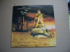 TOYAH - THE CHANGELING - ORIGINAL VINYL LP WITH A PRINTED INNER