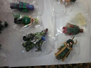 Minimates Lot - Marvel Image Captain America TMNT Deadpool