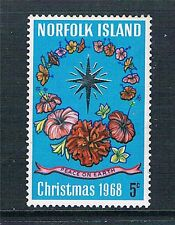 Mint Never Hinged/MNH Norfolk Islander Stamp Blocks