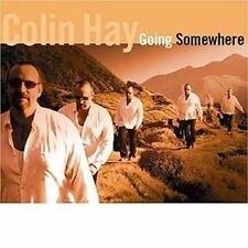 Going Somewhere US IMPORT 0766397440620 by Colin Hay CD