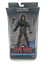 HASBRO Marvel Legends WINTER SOLDIER Captain America Civil War WALMART EXCLUSIVE