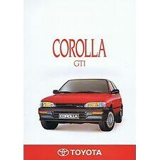 TOYOTA COROLLA GTI 4AGE 1989 /& gt 1992 embrayage kit nouveau