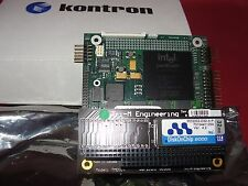 Kontron 01023-0000-17-4 CPU Board with DiskONChip 2000 MD2202-D32-X-P