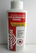Vamousse Lice Elimination Powder, 8 oz Lice,Dust Mites exp 08/2022