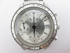 G0077 Omega Speedmaster Automatic Chronograph Date Silver 3513.30 Guarantee Card