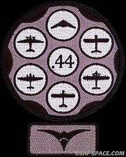 USAF 44th RECONNAISSANCE SQ – RQ-170 STEALTH DRONE - ORIGINAL -GAGGLE- PATCH