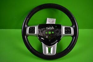 2009 - 2011 Dodge Journey Steering Wheel Black P1RU3DX9AD