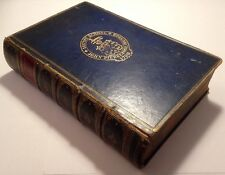 Bible Animals; Description Of Every Creature In The Scriptures, 1869 Antique