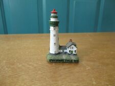 Small Resin Grand Traverse Light House Presque Isle, MI