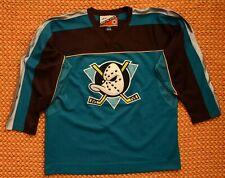 Anaheim Ducks, Vintage NHL Pro Player Jersey, Mens XL
