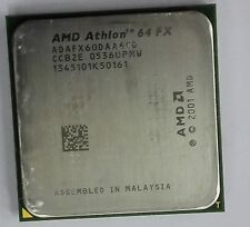 Free Shipping AMD Athlon 64 FX-60 CPU/Dual-Core/939pin/ADAFX60DAA6CD/2.6GHz/E6