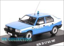1:43 Polizia italiana / Police - ALFA ROMEO 33 - 1.7 Q.V.- 1987 _ (18)