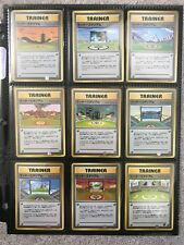 Complete Lucky Stadium Set Japanese Promo Pokemon CARDS RARE INTRO