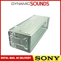 Sony ORIGINAL Car Stereo Radio Metal Frame Fitting Case Cage USED