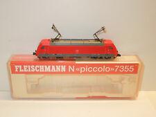 Fleischmann Spur N 7355 E-Lok BR 101 der DB
