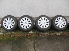 4 BMW alloy wheels + Bridgestone winter tyres 205/60R16 from 3 Series