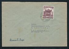 1941 Germany Winterhilfswerk Stamp on Cover - Lorch to Potsdam