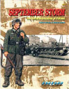 German Invasion of Poland (Concord - Warrior Series)-NEW!