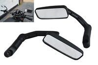 Motorbike Scooter Custom Mirrors Rectangular Good Quality -  8mm 10mm