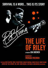 B.B KING-THE LIFE of RILEY-2014 DVD-119 MINUTES-SEALED-UNBEATABLE PRICES