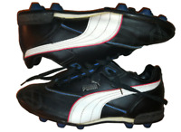 Chaussures Crampons de Football Vintage Collection PUMA 1991 - UK 7.5 EUR 41