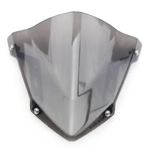 Motorcycle Windshield Windscreen Pare-brise For YAMAHA MT07 FZ07 2014-2020 Smoke