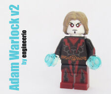 LEGO Custom -- Adam Warlock v2 -- Marvel Super heroes minifigures x-men