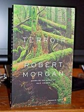 Terroir, Poems By Robert Morgan, Blue Ridge Mountains, Author Signed