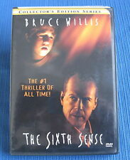 The Sixth Sense Bruce Willis Dvd