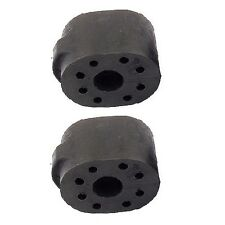 For Mercedes W123 Set of 2 Front Stabilizer Bar Mounts 1233230585MY Meyle