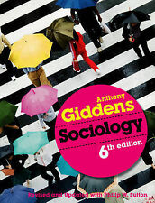 Sociology by Anthony Giddens (Paperback, 2009)