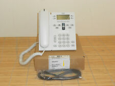 NEU Cisco CP-6941-WL-K9 Unified IP Phone White Slimline Handset Telefon NEW OPEN