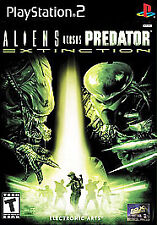 Aliens vs. Predator: Extinction (Sony PlayStation 2, 2003)