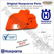 OEM Clutch (Chain Brake) Cover Assy Husqvarna 445 450 Chainsaw & Other 544097902